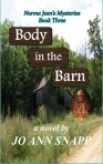 Body in the Barn - PB