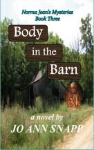 Body in the Barn - PB